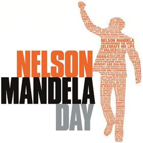 Nelson Mandela Day logo